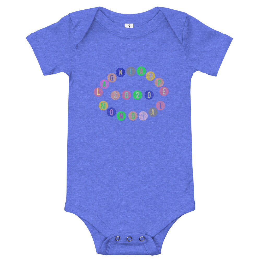 "The Lagniappe ""2020 Vision"" Baby T-Shirt (Beaucoup Colors)"
