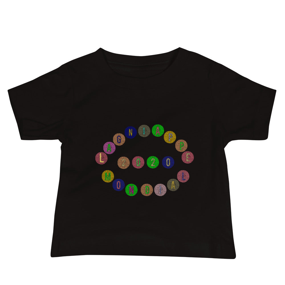"The Lagniappe ""2020 Vision"" Baby Jersey Short Sleeve Tee (Beaucoup Colors)"
