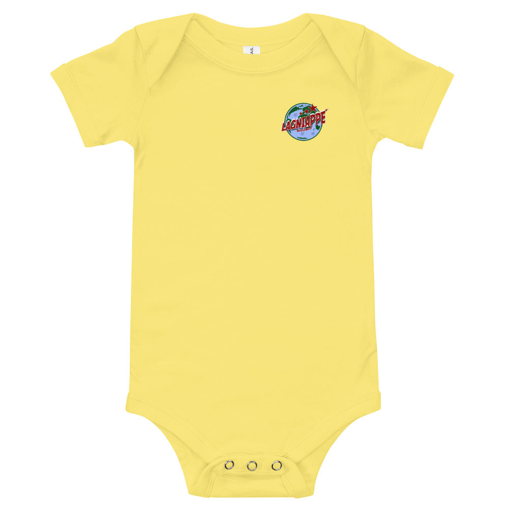 "The ""Mondial"" Baby T-Shirt (Beaucoup Colors)"