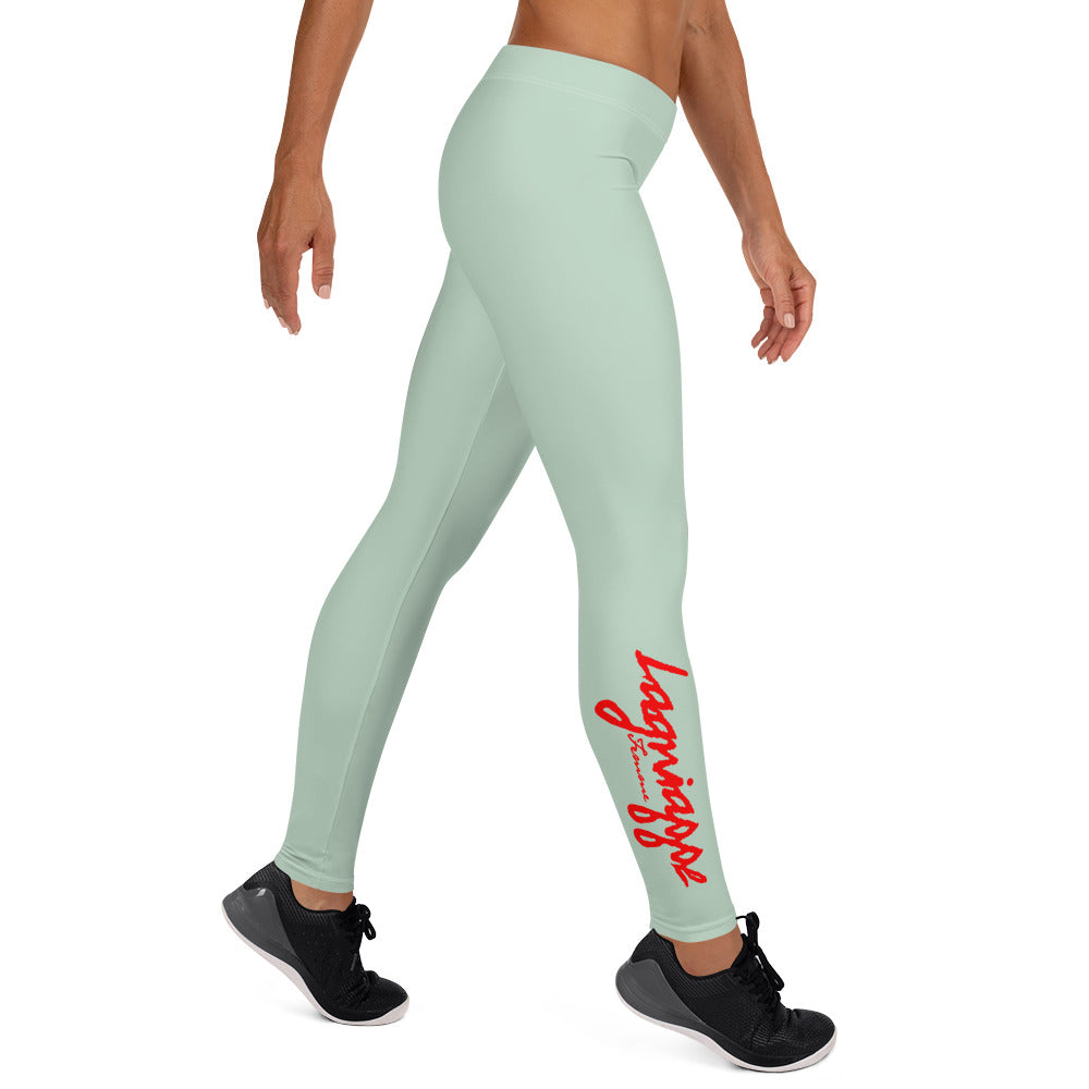 "The ""Logo"" Femme Leggings"