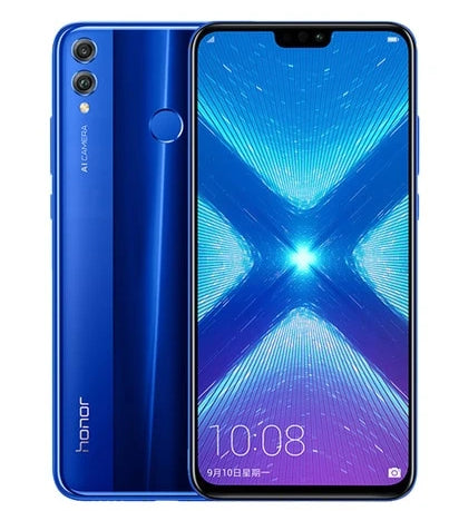 Honor 8X 4GB/64GB Smartphone
