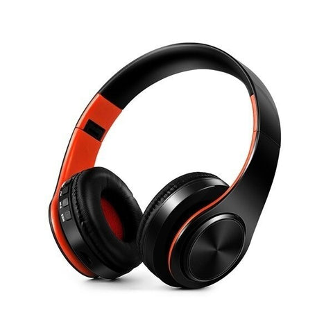 Bluetooth 4.0 Foldable Stereo Wireless Headphone