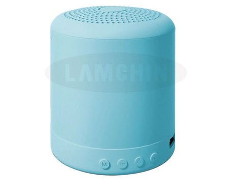 Waterproof Macaron Stereo Bluetooth Speaker