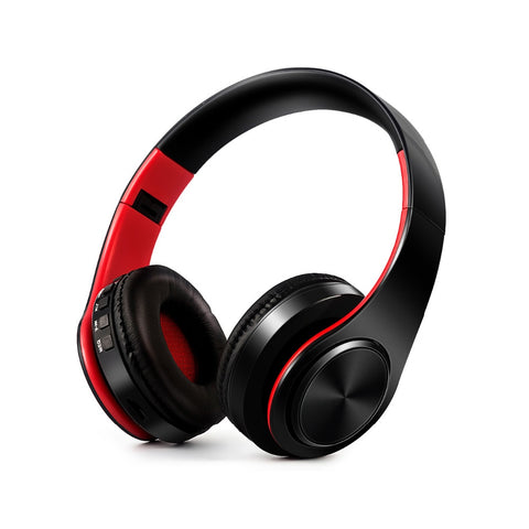 HIFI Stereo Bluetooth Headphone With SD Card And Mic Support