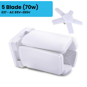 BrightBlades™ - Foldable Universal Fan Blade Lights