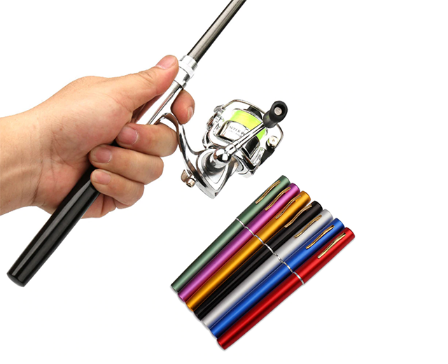PocketRod™ - Portable Telescopic Fishing Rod