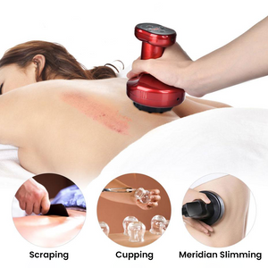 CupperPro™ - Negative Pressure Guasha Massager