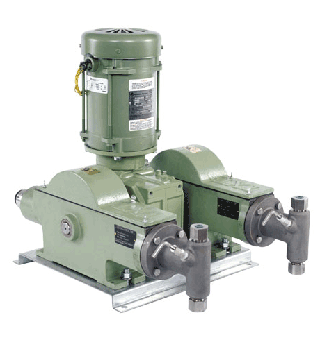 Texsteam 24F5-2 Series Pump (Double Head, 280 GPD, 4000 PSI)