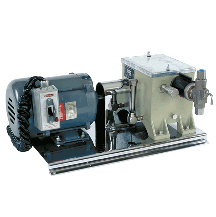 Texsteam 4323 Series Pump (Single Head, 12 GPD, 1200 PSI)