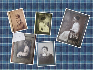 We have, and will always have, an assortment of antique and vintage photos.