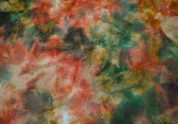 "Wool, Fat Quarter - ""November"" - Fall Series - Hand Dyed Multi-Dye Wool - Rug Hooking, Applique, Craft"