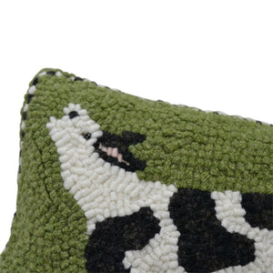 "Lowing Cow *PATTERN ONLY* 6"" x 8""  Hooked Rug Pattern"