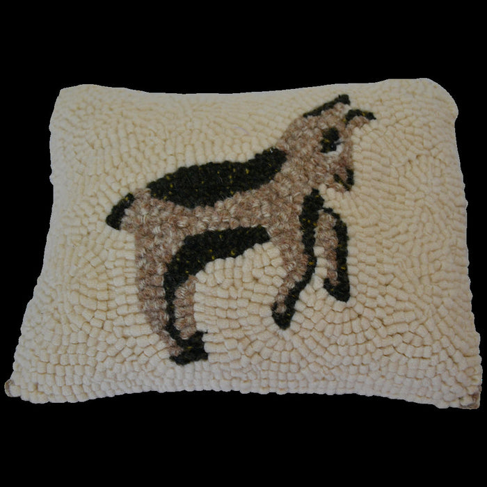 "Baby Goat *PATTERN ONLY* 6"" x 8""  Hooked Rug Pattern"