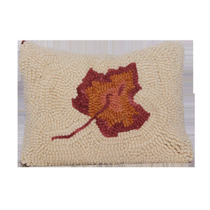 "Autumn Leaf - 6"" x 8"" Rug Hooking Kit"