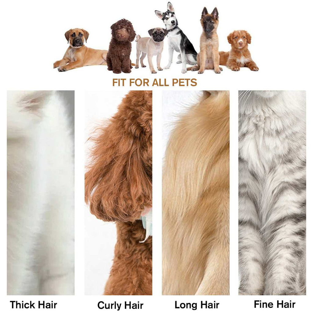 Flying Fur Dog Hair Cutter Cordless Trimmer Clippers – Main Street Wares