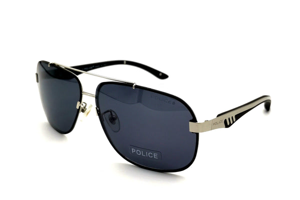 Police 6809 Silver
