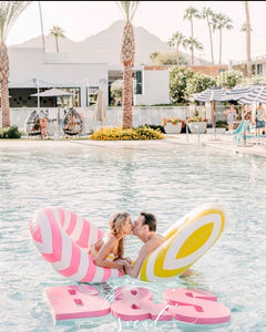 Wedding Pool Party Custom Float Decoration Floating Prop Giant