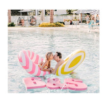 Load image into Gallery viewer, Wedding Pool Party Custom Float Decoration Floating Prop Giant