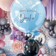 Load image into Gallery viewer, Add on Personalized Mylar balloons with any balloon delivery! Local Orange County CA Delivery