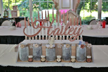 Load image into Gallery viewer, Sweet 16 Candelabra, Quince or Mitzvah Candlelighting Ceremony