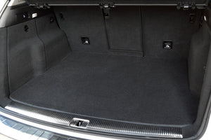 Toyota Avensis Estate 2009-2015 Boot Mat (covers storage trays)
