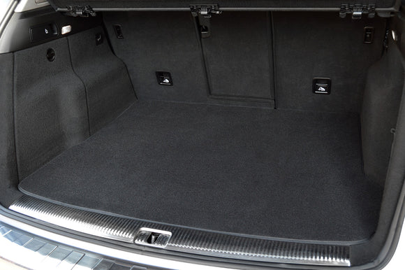 Jaguar S-Type 2002-2007 Boot Mat (storage tray on right)