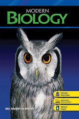Modern Biology Premier Online Edition (1-year subscription)