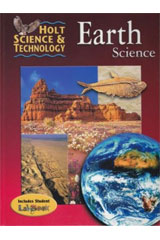 2001 Holt Science & Technology Student Edition Earth Science