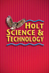 2008 Holt Science & Technology Teacher Edition Level Red Integrated Science
