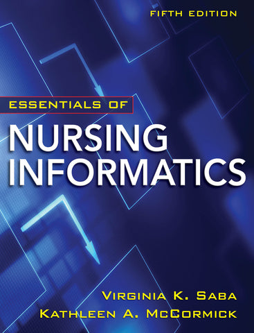 9780071745314 - Essentials of Nursing Informatics