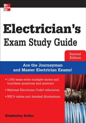 9780071792035 - Electrician's Exam Study Guide