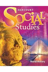 Harcourt Social Studies Teacher's Edition Collection World History