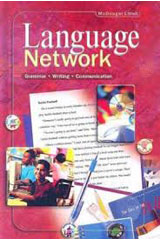 2001 McDougal Littell Language Network Teacher Edition Grade 7