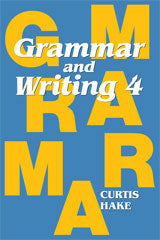 Grammar & Writing Homeschool Kit Grade 4