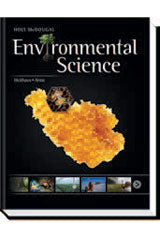 Holt McDougal Environmental Science Homeschool Package 2013