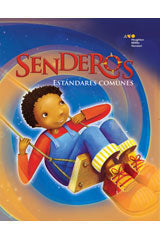 Senderos Estándares Comunes Common Core Student Edition Set of 25 Grade 2 2014