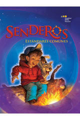 Senderos Estándares Comunes Common Core Student Edition Set of 25 Grade 3 2014