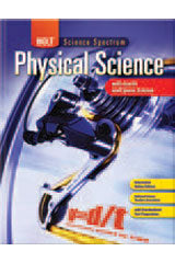 Holt Science Spectrum: Physical Science with Earth and Space Science HomeschoolPackage