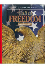 Holt Call to Freedom Homeschool Package