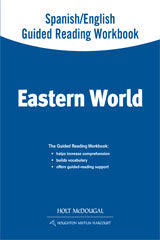 World Regions: Eastern World Spanish/English Guided Reading Workbook