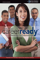 2011 Steck-Vaughn CareerReady Student Edition Reading Information