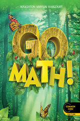 Go Math! Assessment Guide Grade 1