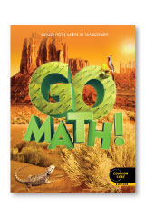 Houghton Mifflin Harcourt Go Math Teacher Edition & Planning Guide Bundle Grade5 2012