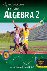 Holt McDougal Larson Algebra 2 Common Core Teacher's One Stop PlannerDVD Algebra 2