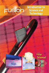 ScienceFusion Homeschool Package Grades 6-8 Module K: Introduction to Science and Technology