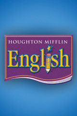 Houghton Mifflin English Homeschool Package Grade 1