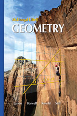 McDougal Littell Geometry eEdition Online (1-year subscription)
