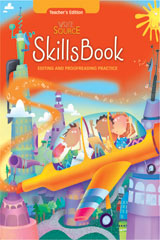 Write Source Teacher's Edition Skills Book Grade 3