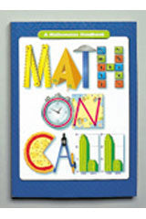 Math on Call Teacher's Resource