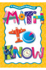 Math to Know Teacher's Resource Book